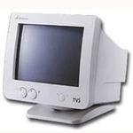 "Pos монитор TVS 9"" VGA"